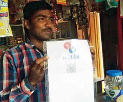 Cashless village logs out of Modi's digital dream