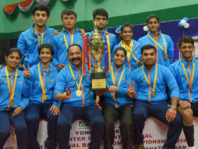 74th Inter State-Inter Zonal Badminton Championships: Lakshya Sen, Ramchandran-Pardeshi star in AAI triumph