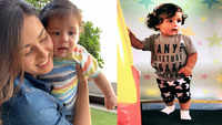 Mira Rajput shares Zain Kapoor's most adorable picture on social media!