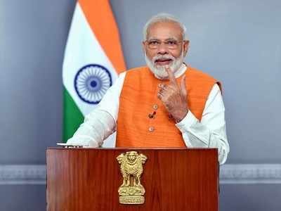 More power to India-US friendship: Modi