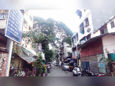 City's heart Shivajinagar soon to have a new name?