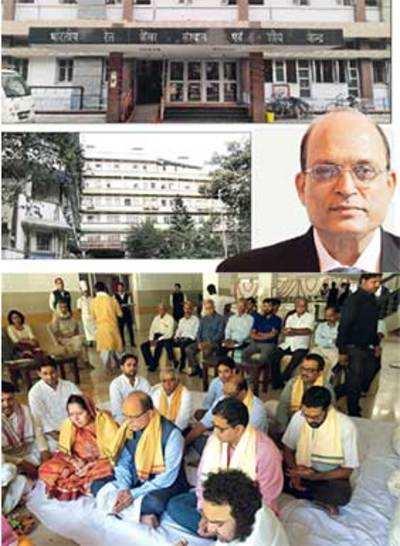 Tata Memorial will run railways' cancer hospital in Varanasi