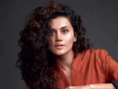 Taapsee Pannu: Mithali Raj challenged me to learn her cover drive