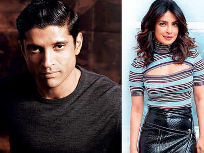 Farhan Akhtar and Priyanka Chopra to wrap up The Sky is Pink by March end