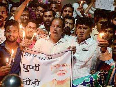Indian students, alumni in UK write to PM Narendra Modi for justice