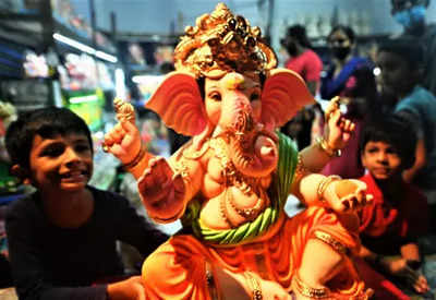 Ganesh Chaturthi 2021 live updates: TOI readers share their Bappa moments