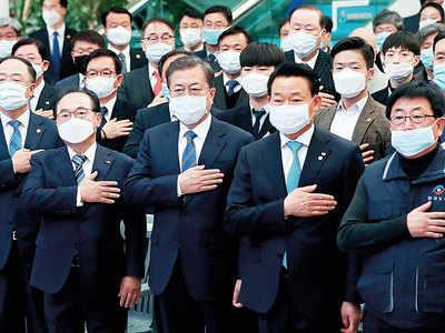 Fast-moving China virus hits global biz