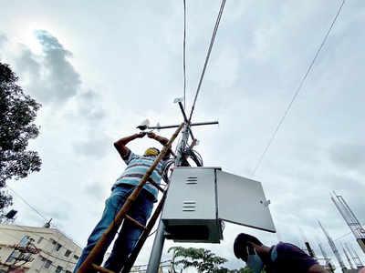 BBMP sinks Rs 22 cr in garbage cams