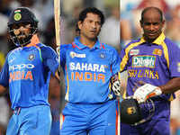 Top five: Most Man of the Match awards in ODIs
