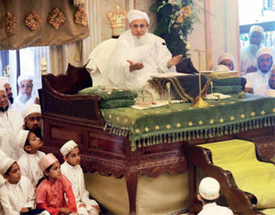 Bohra spiritual leader asks community members to switch to Indian toilets from western commodes for health benefits