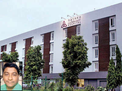 Hosp tells deceased's family: Settle dues, then take body