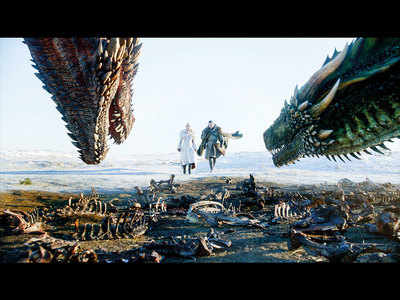Did the last season (eight) of Game of Thrones deserve the 32 Emmy Award nominations it just got?
