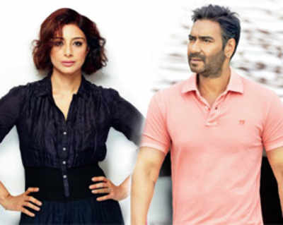 Tabu, Ajay Devgn to pack a punch in new movie