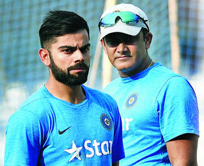 Anil Kumble's googly to BCCI: Kohli should get captaincy fees