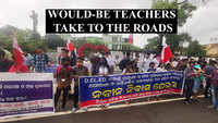 Bhubaneswar: Diploma in Elementary Education students demand publication of results