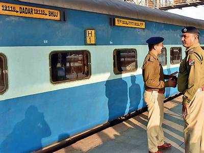 BJP leader shot dead in train