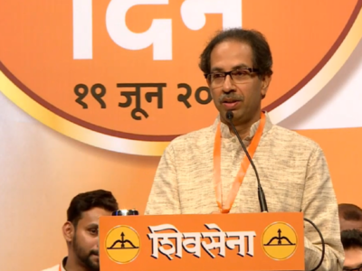 BJP, Sena are clear on future chief ministership: Uddhav Thackeray