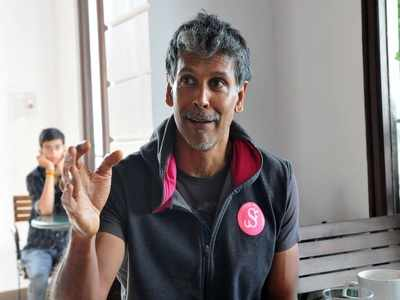 Milind Soman: Running a marathon opens your mind