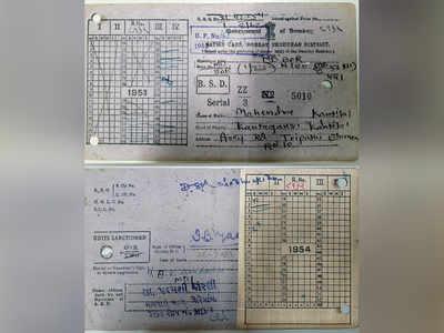 Mumbai Speaks: Record cards