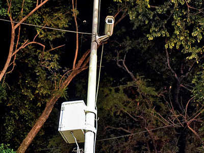 Pune police grappling with theft of batteries for its CCTV cameras