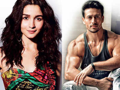 Alia Bhatt and Tiger Shroff to shoot for a song in Student of the Year 2