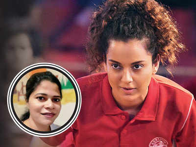 Here's how Kangana Ranaut developed legs of a pro raider for Panga