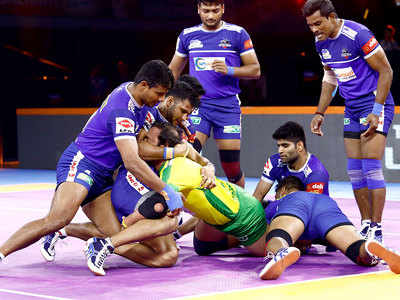 Pro Kabaddi League: Steelers avenge their earlier loss