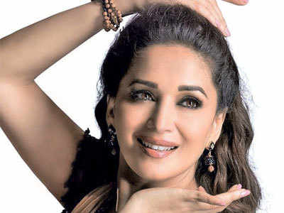 Madhuri Dixit: Let's see if I can steal some time and go out for a dinner