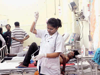 Surgeries may stop in govt hospitals in 2 weeks