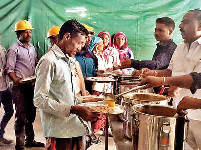 Labour commissioner scraps midday meal scheme for construction workers