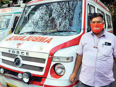 Ambulance owners await six-month-old dues from PCMC