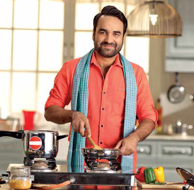 Image result for pankaj tripathi as cook