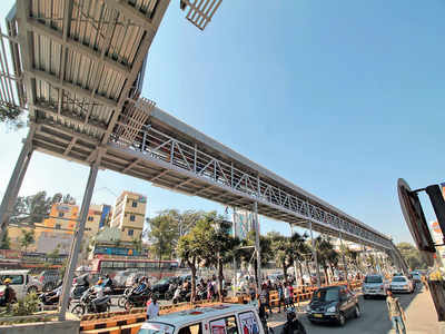 Look, skywalker: BBMP will reissue tenders