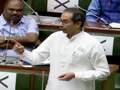 PM Narendra Modi ordered clanging 'thalis', but we offered plateful of food to people: CM Uddhav Thackeray