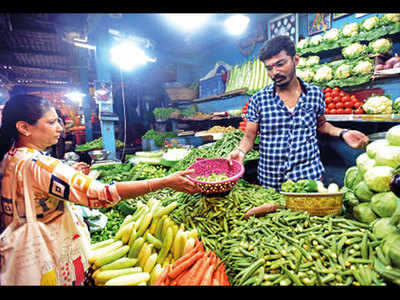 Retail inflation eases marginally to 3.15% in July
