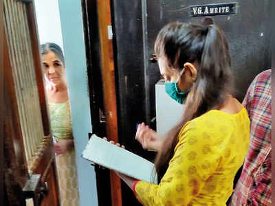 BMC ropes in housing societies for screening