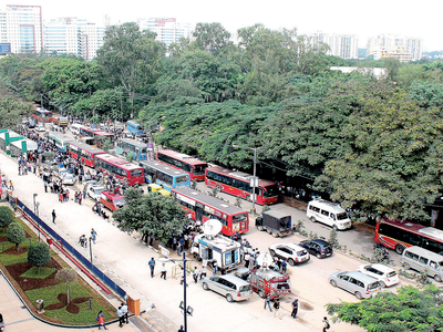 Few buses, many worries: Lack of direct connectivity, frequency to tech corridors has many techies choosing private transport or relocating base