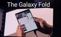 Samsung Galaxy Fold: What can you do with a foldable phone?