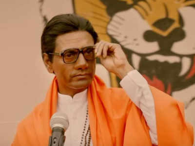Nawazuddin brings back memories of Thackeray in Aaya Re Thackeray song