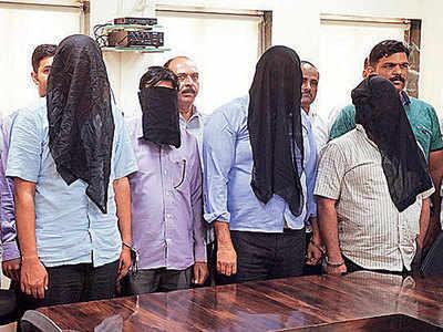 Key accused in 100-kg drug seizure arrested