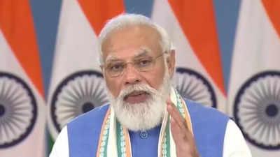 PM Modi's US visit live updates: PM Modi's address at global citizen programme