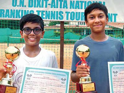 Kanj-Tanuj win AITA title