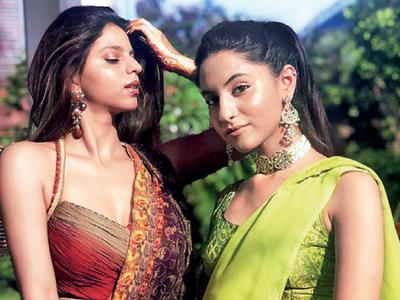 Suhana Khan's cousin Alia Chhiba hopes to build a great fashion brand