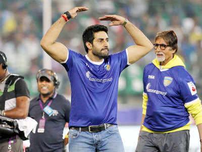 After kabaddi and football, Bachchans now eye IPL