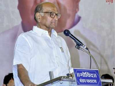 Congress, NCP to contest 125 seats each in Assembly polls: Sharad Pawar