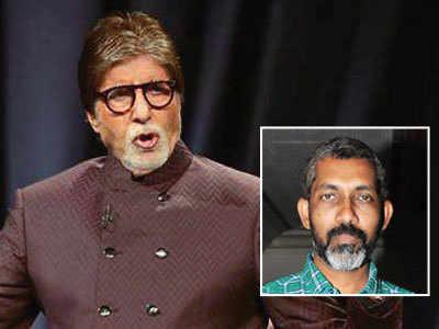 Amitabh Bachchan opts out of Sairat director Nagraj Manjule's Hindi debut Jhund