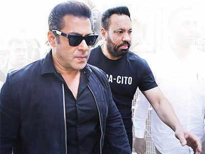 Threats disrupt Salman Khan's shoot for Race 3 at Film City in Mumbai