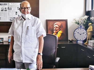 Sharad Pawar Interview: Strategy paid off with non-BJP govt in 2019