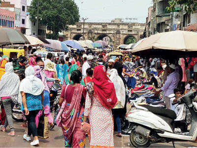 Ahmedabad shuts down for weekend