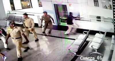 Mangaluru: Head constable's fatal escape bid video goes viral